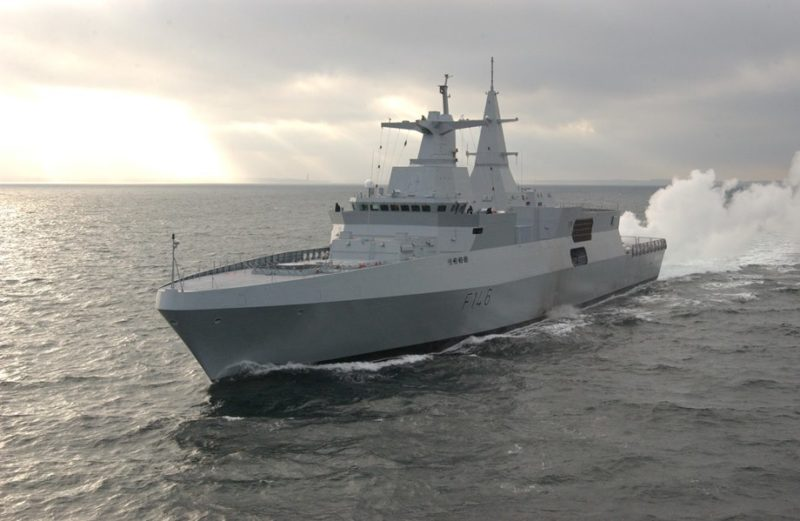 Egyptian Navy orders four Meko A-200 frigates for EUR 2 billion Euros